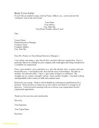 Simple Cover L Simple Resume Cover Letter Examples Best Resume Cover