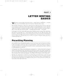 Job Application Letter Of Interest Resume Cover Letter Body