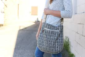 Tote Pattern Impressive Trail Tote Featuring Doe By Carolyn Friedlander Noodlehead