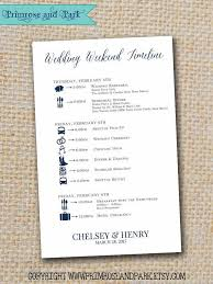 best 25 wedding weekend itinerary ideas on pinterest wedding Wedding Week Itinerary Template wedding itineraries printable pdf wedding weekend timeline great for welcome bags wedding week itinerary template design