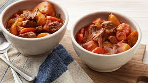 slow cooker old fashioned beef stew