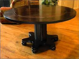Round Oak Kitchen Tables Best Wood For Dining Room Table Grstechus