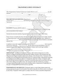 Payment Agreement Template Between Two Parties Unique Contract ...