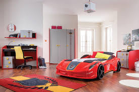 Race Car Room Decor Car Childrens Bed Destroybmxcom