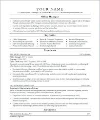 Medical Office Manager Resume Examples - April.onthemarch.co