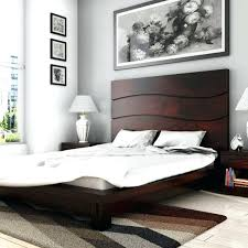 japanese bed frames attractive high headboard platform frame queen mesmerizing with frames full beds wood trends