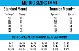 Shock Measurement Chart Ultimate Guide Metric Shock Sizing Worldwide Cyclery