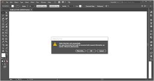 Perfect Solutions To Adobe Illustrator Keeps Crashing Issue Minitool