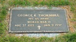George Kolmer Thornhill Sr. (1921-1997) - Find A Grave Memorial