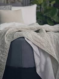 vintage linen sheet set king