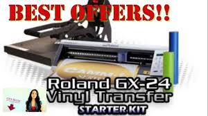 Best Vinyl Cutter VINYL CUTTER BEST OFFERS] BUY Roland GX24 Vinyl Cutter Package BEST 1