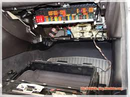 diy blog hardwiring v1 and v1 concealed display to a bmw 3 2005 bmw 325i fuse box diagram at Bmw Fuse Box E46