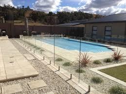 frameless glass pool fencing adelaide
