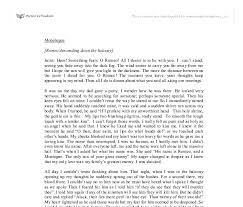 begin research paper example mla outline