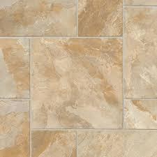 0931 tile look stone effect vinyl flooring