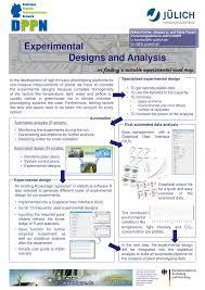 Different Experimental Designs Statistics Pdf Experimental Designs And Analysis
