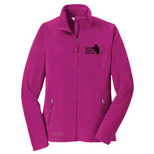 Eddie Bauer Full Zip Microfleece Jacket Size Chart Eddie Bauer Womens Full Zip Microfleece Jacket Personalization Available