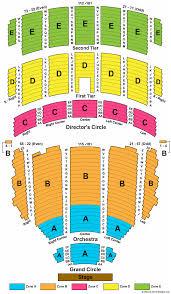Benedum Center Map Fresh Byham Theater Seating Chart Benedum