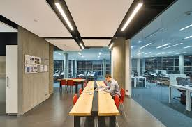 Cutting Edge Office Design Burohappold Awarded First Well Certification In Poland