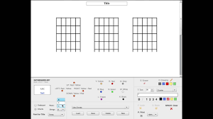Chord Chart Builder Easy Chart Maker