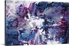 violet waters seduction wall art