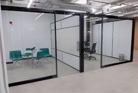 glass wall panels glass partition walls