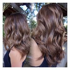 Light Hazelnut Brown Hair Color Glowing Hazelnut Caramel Balayage Perfection Ecaile Or