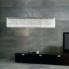 oblong crystal chandelier glass drops chandelier crystal for chandeliers rectangular drop