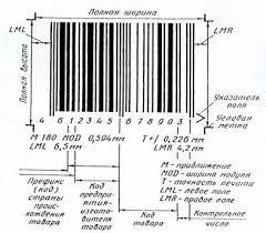 Реферат Штриховое кодирование в международном маркетинге Элементами структуры основного стандартного товарного кода ean 13 являются тринадцать разрядных цифр которые при простом и визуальном обзоре означают