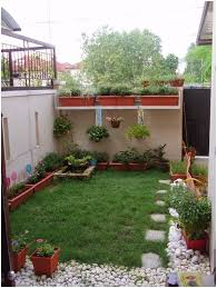 Small Picture Backyards Beautiful Cool Small Backyard Ideas In Eco Friendly