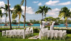 oceanfront wedding in the bahamas