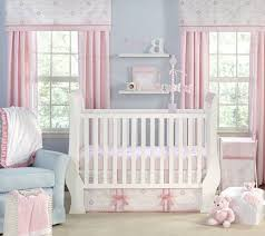 image of nice gray nursery rug