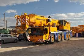 Coles 25 Ton Crane Load Chart Mobile Crane Wikipedia