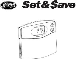 hunter 5 wire thermostat diagram bo1 hunter 5 wire thermostat hunter 5 wire thermostat diagram bo1 hunter fan thermostat 44110 user guide manualsonline com