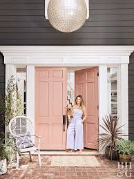 tour stylish office los. Hilary Duff And Dog Outside Modern Home Tour Stylish Office Los