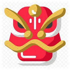 Barongsai memiliki sejarah ribuan tahun. Barongsai Icon Of Flat Style Available In Svg Png Eps Ai Icon Fonts