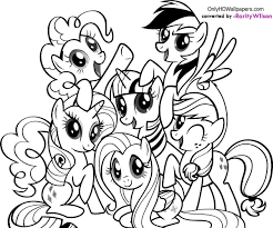 Small Picture My Little Pony Fluttershy Coloring Pages Coloring Pages