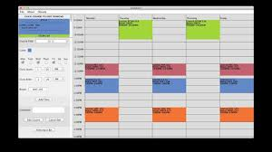 Timetable Creator Free College Schedule Maker Builder Link In Description