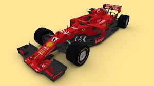 Minecraft ferrari sf90 stradale is a suggested tutorial. Ferrari Sf71h Minecraft 3d Model By Lx Blocks Lx9ine 964b981