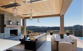 outdoor living room designs