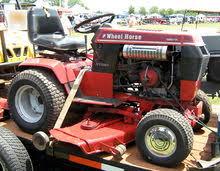 wheel horse 1986 wheel horse 520 h garden tractor