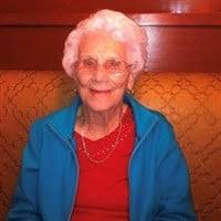 Hazel Myrtle Armstrong May 27 1913 April 23 2019, death notice, Obituaries,  Necrology