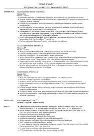 Cisco Voice Engineer Sample Resume Cisco Voice Engineer Resume Samples Velvet Jobs 3