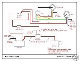 sbc engine test stand wiring diagram wiring diagram \u2022 350 Chevy Engine Wiring Diagram engine start test stand plans ford gm mopar ebay car fyi pinterest rh pinterest ph universal key switch wiring diagram vw beetle generator wiring diagram