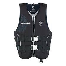 Sea Doo Ladies Neoprene Airflow Pfd Life Jacket Vest