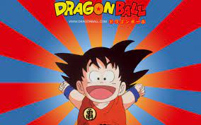 Dragon Ball Kid Goku Wallpaper HD ...