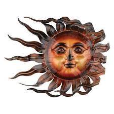 windswept sun