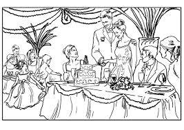 Kleurplaat Huwelijk Afb 20813 Images