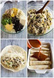 loaded en enchiladas tastes