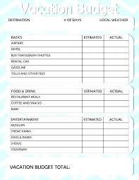 Trip Planner Calculator Travel Budget Planner Template Excel Calculator Engineering